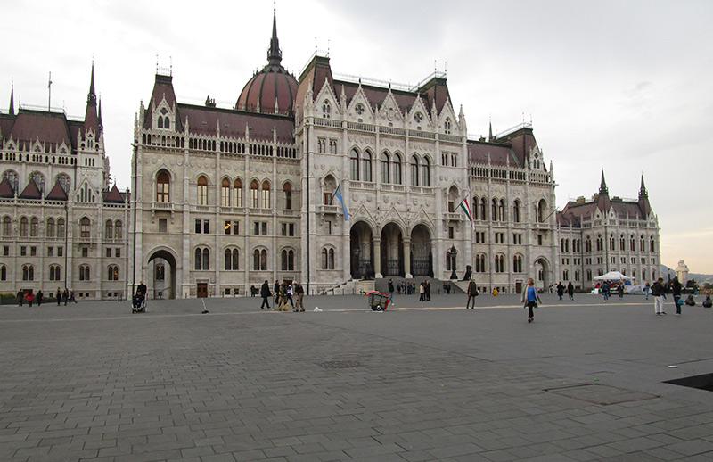 Parlamento de Hungria