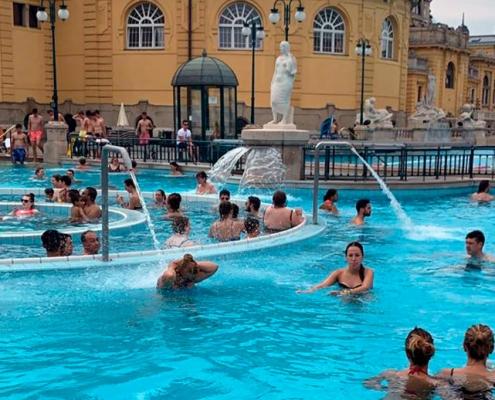 Termas de Budapest