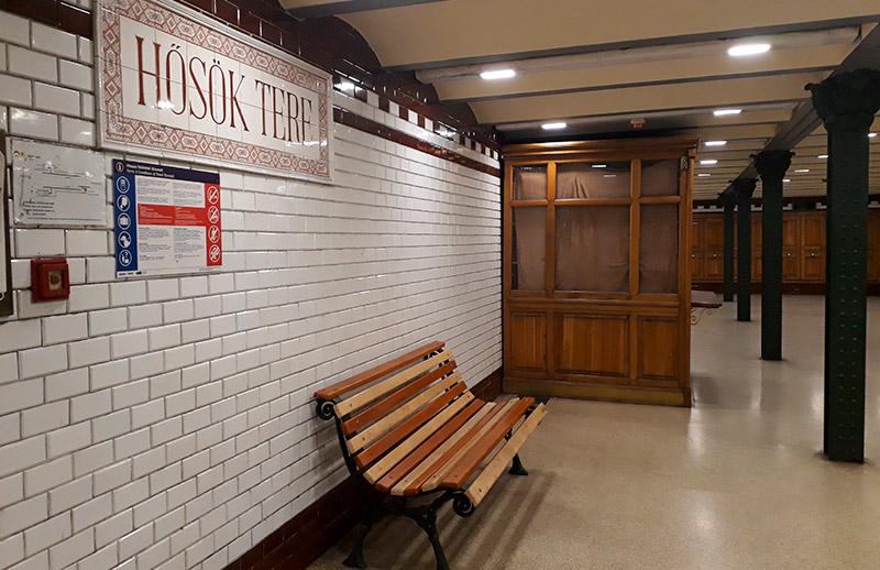 metro plaza de los heroes