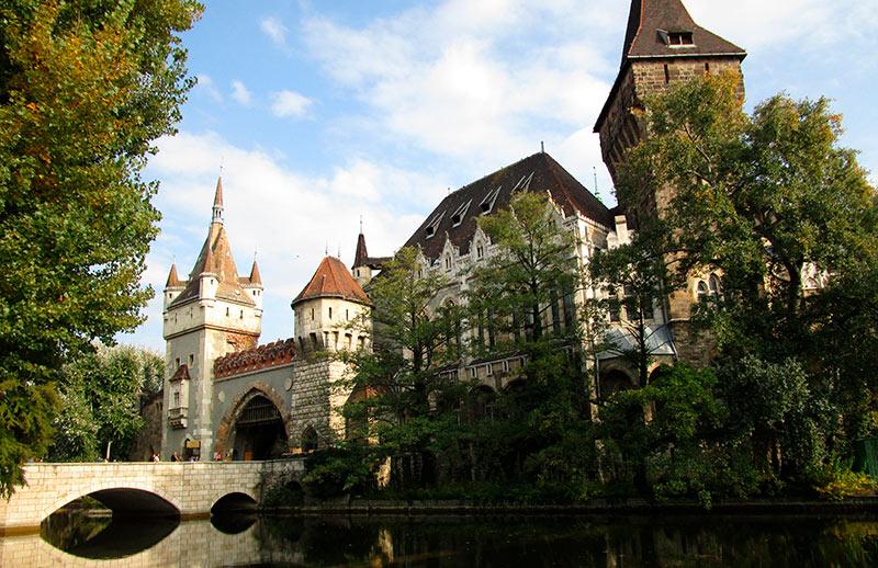 El clima en Budapest