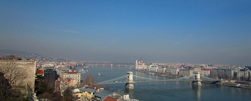 el tiempo en Budapest