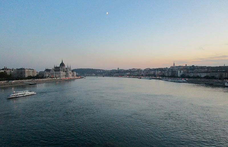 épocas en Budapest