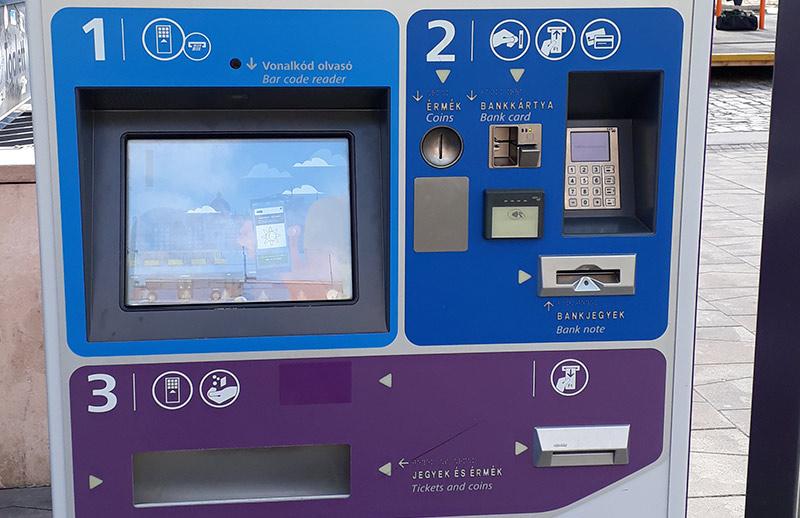 compra billetes autobús Budapest