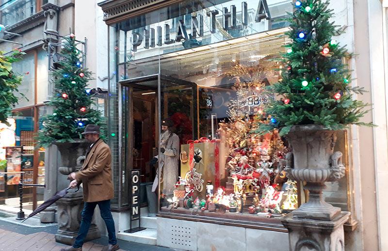 floritería Philanthia