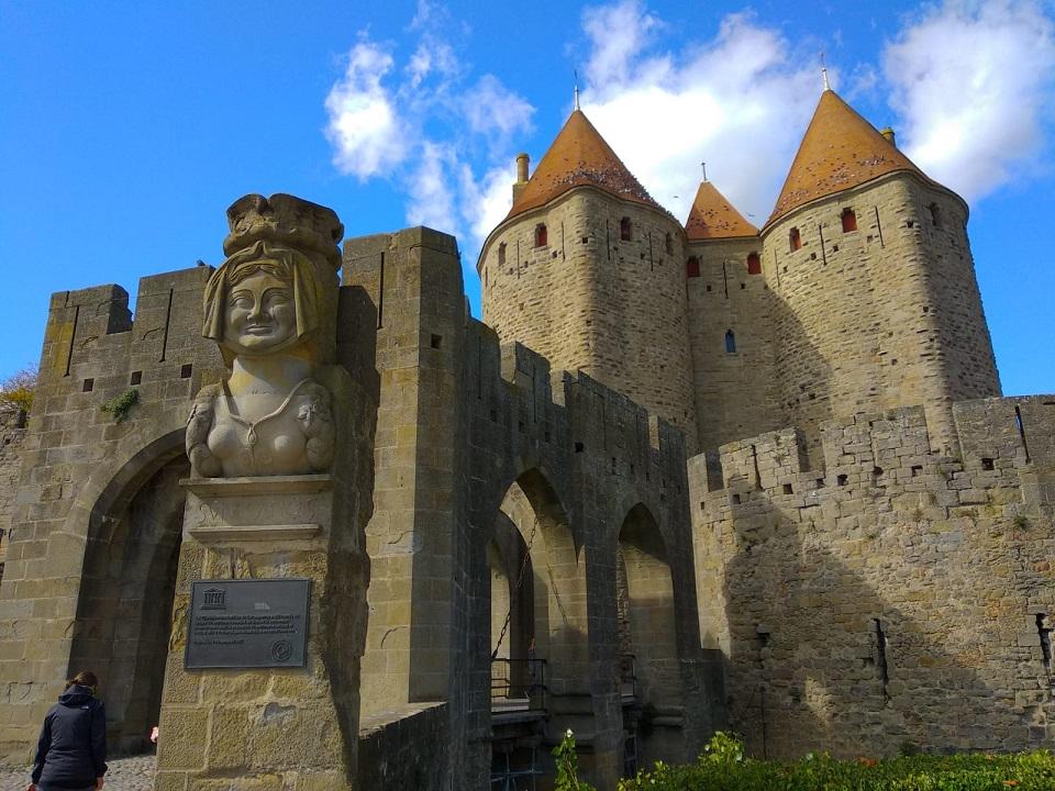 Tour Carcassonne en español