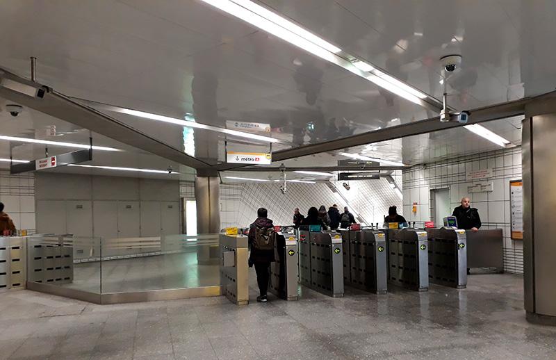 metro de Toulouse - viajar a Toulouse