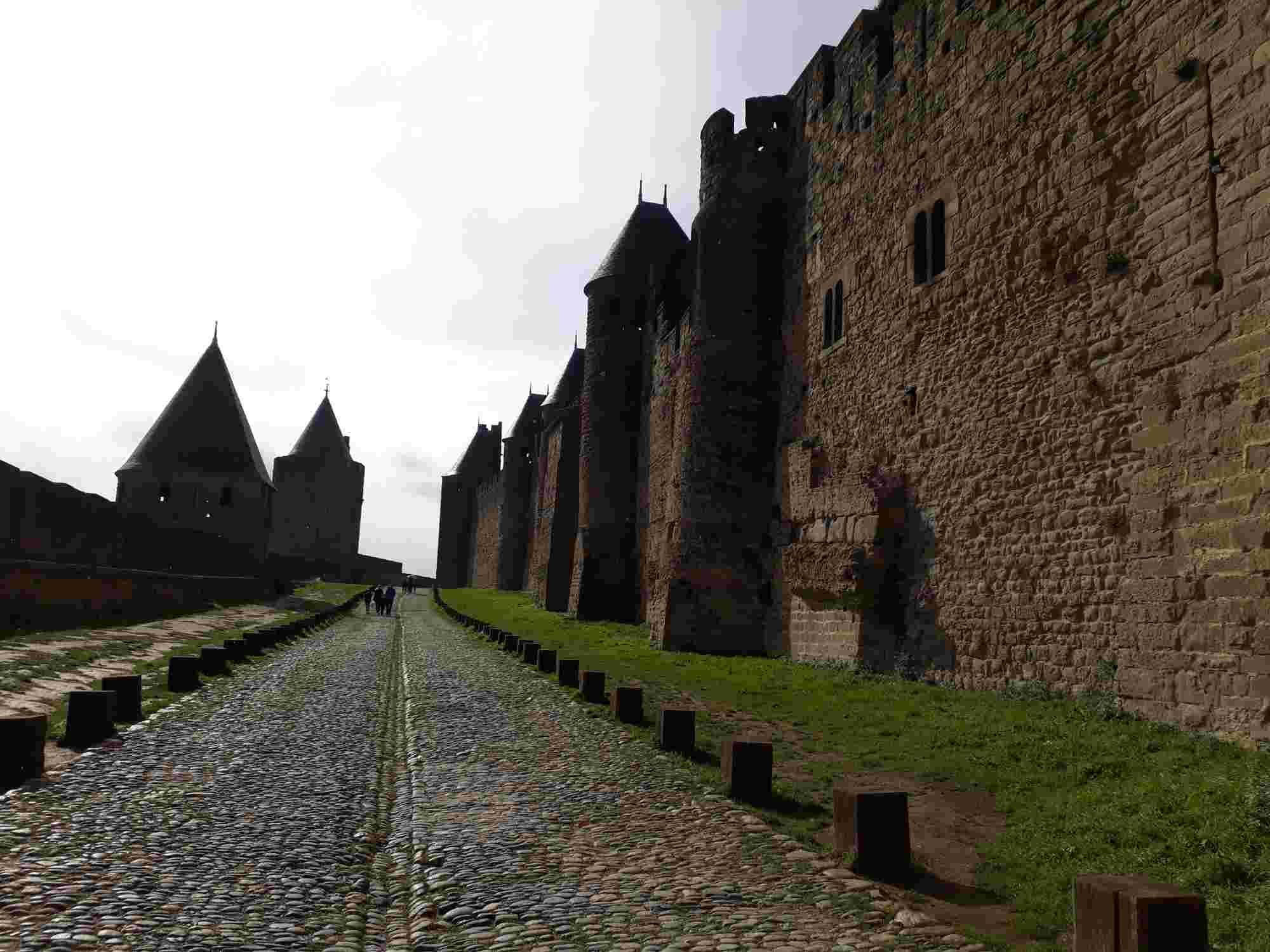 Si buscas qué ver en Carcassonne, no te puedes perder sus murallas