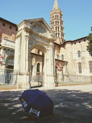 punto de encuentro del Free Tour Toulouse Imprescindible de Soutours