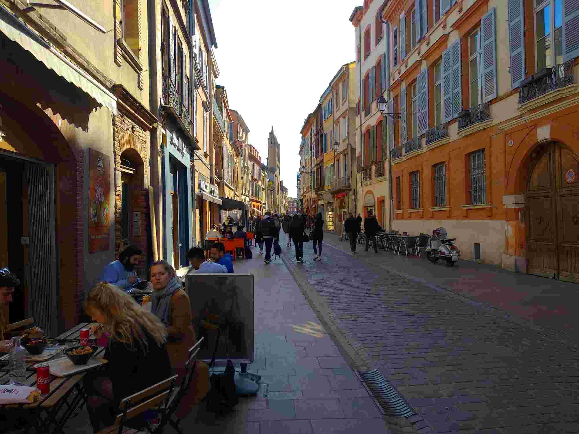 Tour Privado Soutours Toulouse