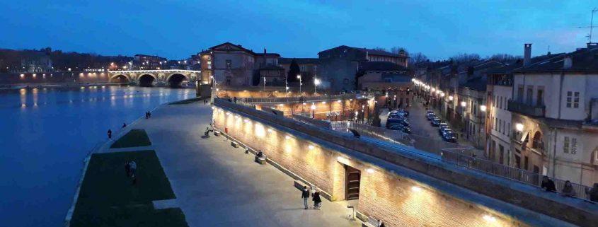 El Quai de l´Exil recuerda el exilio español en Toulouse después de la Guerra Civil