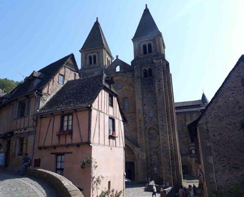 Abadía Sainte-Foy de Conques