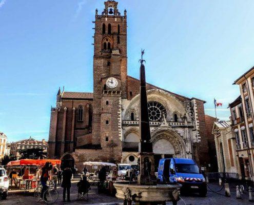 Nave Raimondina de la Catedral de Saint-Etienne